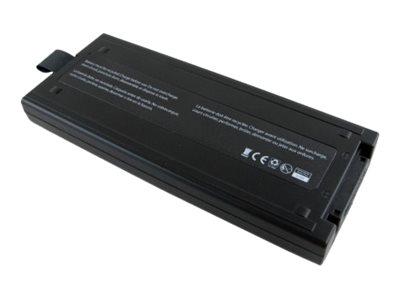 Image of V7 - laptop battery - Li-Ion - 6600 mAh