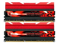 G.Skill TridentX Series DDR3 8 GB : 2 x 4 GB DIMM 240-pin