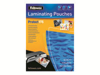 Fellowes Laminating Pouches Protect 175 Micron 175 micron 100-pakke