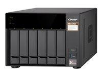 QNAP TS-673 - NAS server - 6 bays