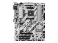 MSI B350 TOMAHAWK ARCTIC Bundkort ATX Socket AM4 AMD B350 FCH