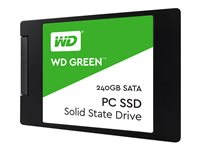 "WD SSD Green 240gb 2.5"" Int SATA 3D"