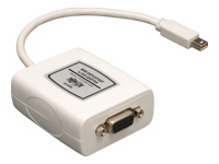 Keyspan by Tripp Lite Mini Displayport to VGA Adapter