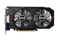 ASUS GTX750TI-OC-2GD5 Grafikkort GF GTX 750 Ti 2 GB GDDR5 PCIe 3.0 x16