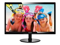 "Philips V-line 246V5LSB LED-skærm 24"" 1920 x 1080 Full HD (1080p)"