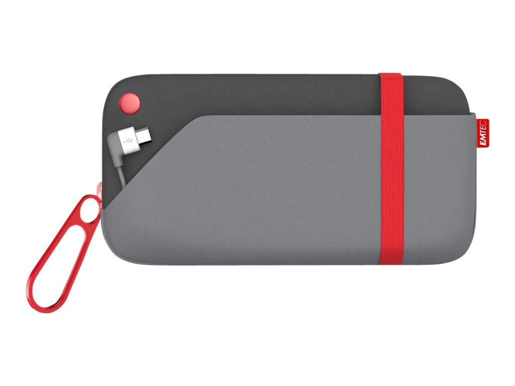 EMTEC Power Pouch U500 - banque d'alimentation - Li-pol