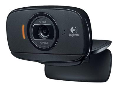 Logitech HD Webcam C525 - Webová kamera - barevný - 1280 x 720 - audio - USB 2.0
