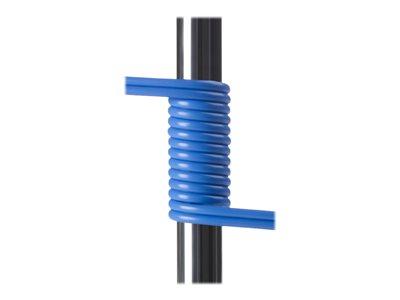 HPE PremierFlex - Síťový kabel - multirežim LC (M) do multirežim LC (M) - 5 m - optické vlákno - 50 / 125 mikron - OM4 - neobsahuje halogen, podložka - modrá