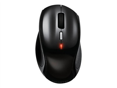 gigabyte aire m77 must-have wireless optical mouse