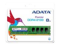 DIMM DDR4 8Gb ADA 2133MHz
