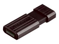 Verbatim PinStripe USB Drive USB flashdrive 64 GB USB 2.0 sort