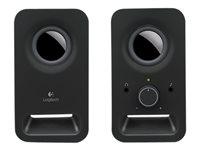 LOGITECH, PC Speakers Z150 Midnight Black