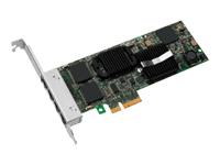 Intel Cartes Réseaux Pro/100 Management E1G44ET2BLK