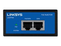 Linksys Gigabit High Power PoE Injector - Injecteur de puissance - 30 Watt