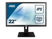 AOC I2275PWQU 21.5 Inch LCD Widescreen Monitor