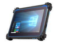 "DT Research Rugged Tablet DT395CR - Tablet - Atom x5 Z8300 / 1.44 GHz - Win 10 IOT Enterprise - 4 GB RAM - 64 GB SSD - 8.9"" touchscreen 1920 x 1200 - black, blue - rugged"