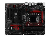 MSI Carte mère B150 GAMING M3