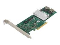 Fujitsu D2607 - contrôleur de stockage - SATA 6Gb/s / SAS 6Gb/s - PCIe 2.0 x8
