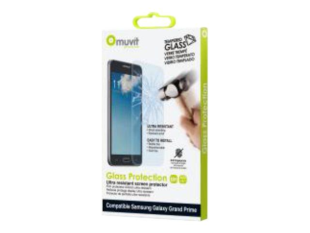 Muvit - 1 film de protection d'écran - verre trempé - pour Samsung Galaxy Grand Prime