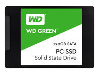 WD Green PC SSD WDS120G1G0A Solid state drive 120 GB intern 2.5""
