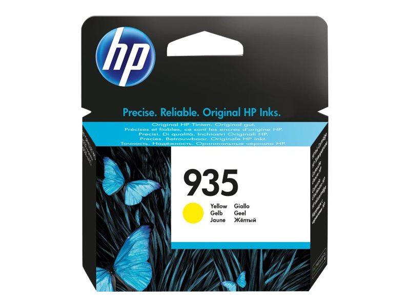 HP 935 - jaune - originale - cartouche d'encre
