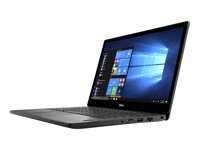 """Dell Latitude 7480 - Core i7 7600U / 2.8 GHz - Win 10 Pro 64-bit - 8 GB RAM - 256 GB SSD - 14"""" 1920 x 1080 (Full HD) - HD Graphics 620 - Wi-Fi, Bluetooth - with 3 Years Dell ProSupport with In-Home/Onsite Service After Remote Diagnosis"""