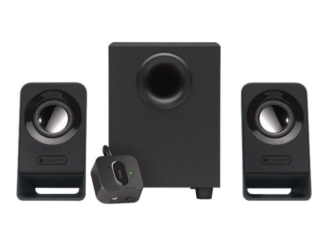 Logitech Z213 - système de haut-parleur - pour PC
