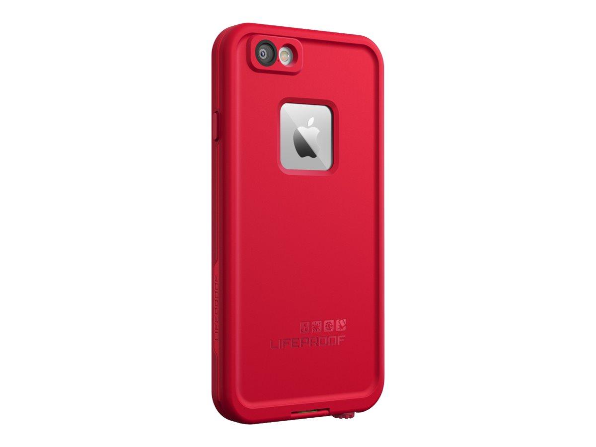 lifeproof fre apple iphone 6 tui de protection tanche pour t l phone portable coques iphone. Black Bedroom Furniture Sets. Home Design Ideas
