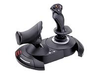 Thrustmaster T-Flight Hotas X Joystick 12 knapper kabling