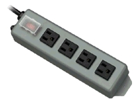 Tripp Lite Waber-by-Tripp Lite Power Strip UL603CB-6