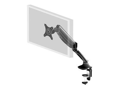 Iiyama DS3001C-B1 - Nastavitelné rameno pro obrazovka - černá - velikost obrazovky: 10