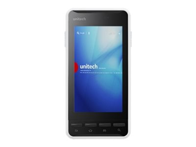 "Unitech PA700MCA - Data collection terminal - Android 4.3 (Jelly Bean) - 8 GB - 4.7"" color IPS (1280 x 720) - rear camera - barcode reader - (2D imager) - USB host - microSD slot - Wi-Fi, Bluetooth, NFC - 3G"