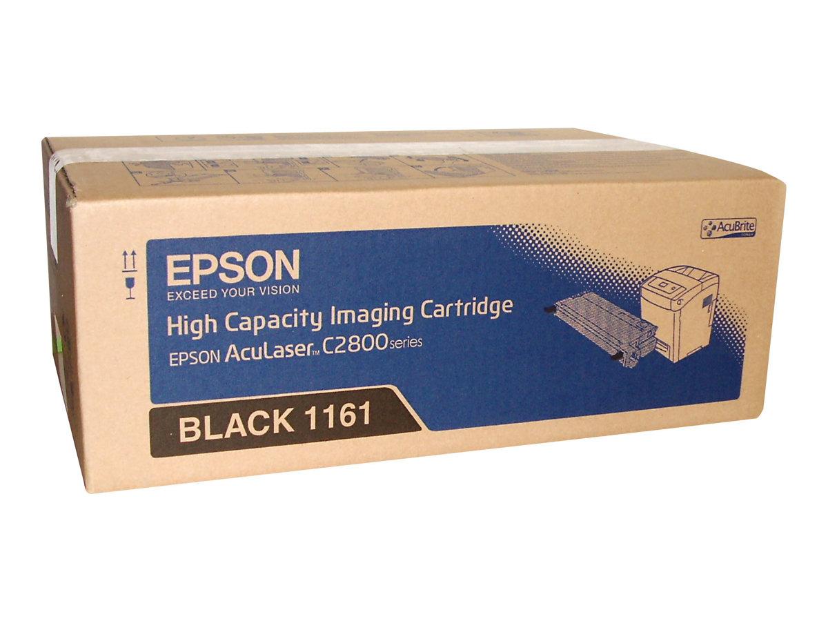 Epson 1161 - haute capacité - noir - originale - cartouche de toner