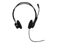 Logitech PC Headset 960 USB Headset på øret