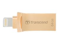 Transcend Clés USB TS64GJDG500G