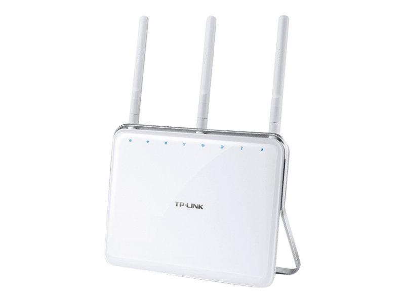 TP-LINK Archer VR900 - trådløs ruter - DSL-modem - 802.11a/b/g/n/ac - stasjonær ARCHER VR900