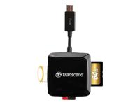 Transcend RDP9 Smart OTG Card Reader