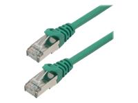 MCL Samar Cables et cordons réseaux FCC6ABMSF-1M/V