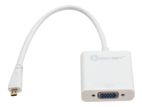 IO Crest Micro HDMI Male to VGA Female Adapter