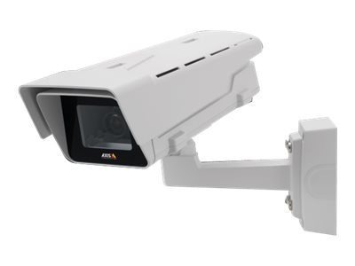 axis p1365 e mk ii network camera cam ra de surveillance r seau ext rieur l 39 preuve du. Black Bedroom Furniture Sets. Home Design Ideas