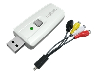 LogiLink Audio and Video Grabber with Snapshot USB 2.0