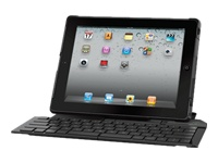 Logitech Fold-Up Tastatur Bluetooth for Apple iPad 2