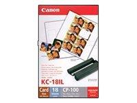KC18IF (Full sized label) 18 ks