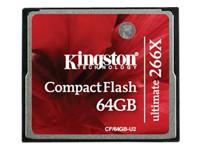 Kingston Mémoires Compact Flash CF/64GB-U2