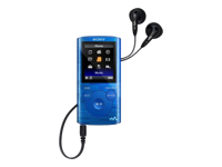 Sony Walkman NWZ-E384 - Digitalplayer
