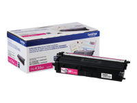 Brother TN-436M - Super High Yield - magenta - original - toner cartridge - for Brother HL-L8360, HL-L9310, MFC-L8900, MFC-L9570