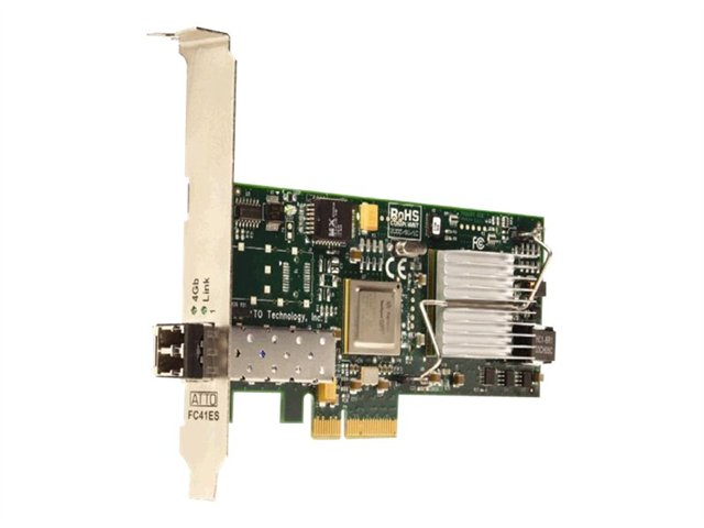 Atto Celerity 4Gb 1Ch Fc Hba X4 Pcie To 4Gb Lc Sfp