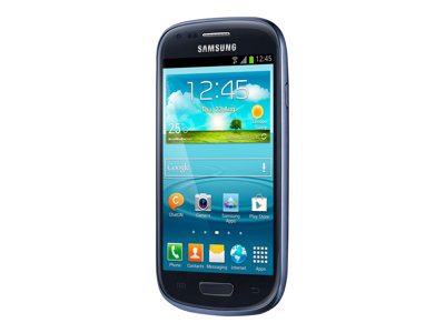 Samsung Galaxy S3 mini I8190 Azul