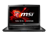 MSI GL72M 7RDX 691NE Core i5 7300HQ Windows 10 Home 8 GB RAM 1 TB HDD