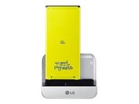LG CAM Plus CBG-700 - sølv for LG G5 H840, G5 H850, G5 RS988